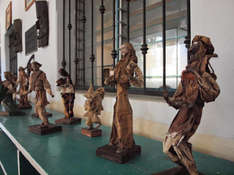 Papier-Mache Figurines, Todos Santos - Baja California Sur 2013